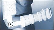 Ортеза за лакътната и китковата стави 06 06 18