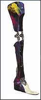 Ортеза за фиксиране на коляното , ходилната става и стъпалото 06 12 12