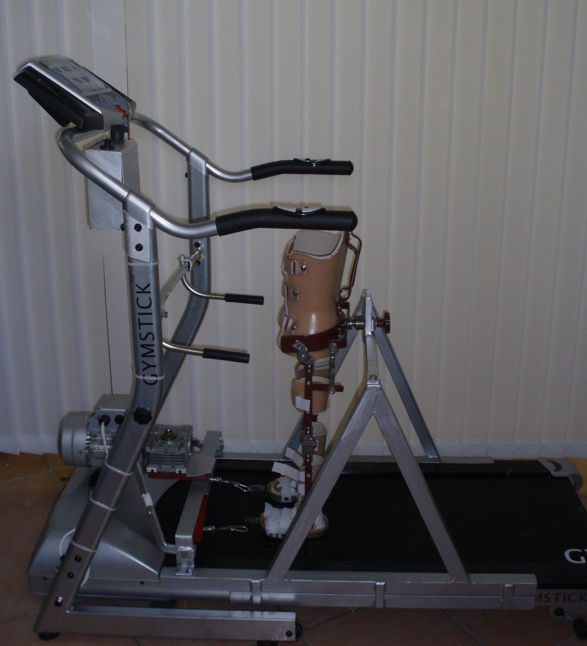 Рехабилитационнен локомоторен робот